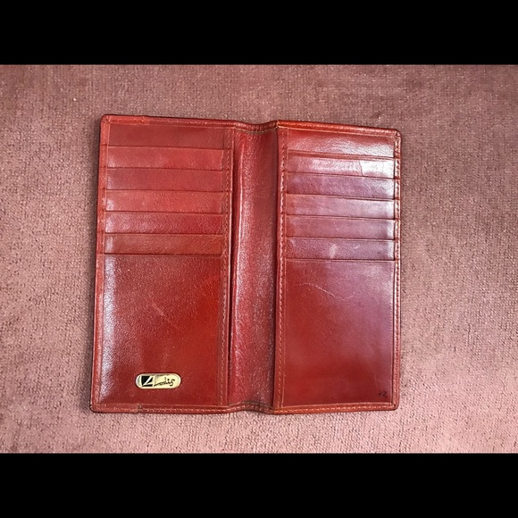 Lodis Handbags - Lodis Leather Card Holder Wallet
